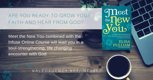 How Embracing Life Change Begins with a Simple Yes | Meet the New You & Infuse Course