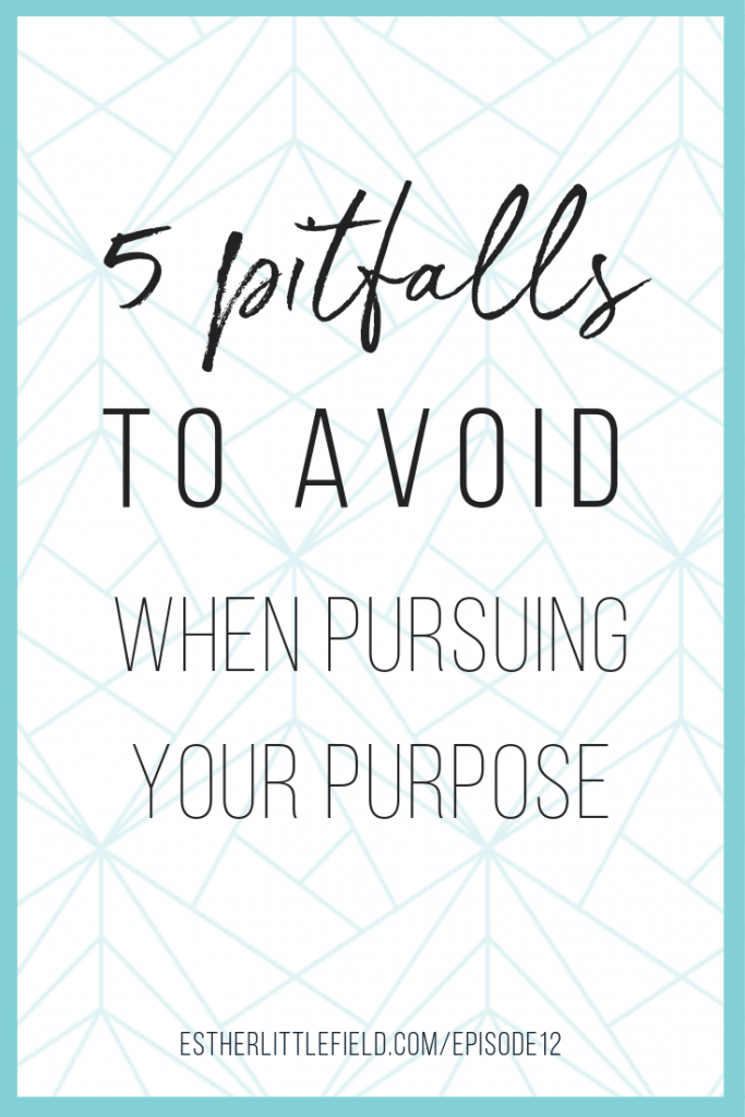 5 Pitfalls of Purpose