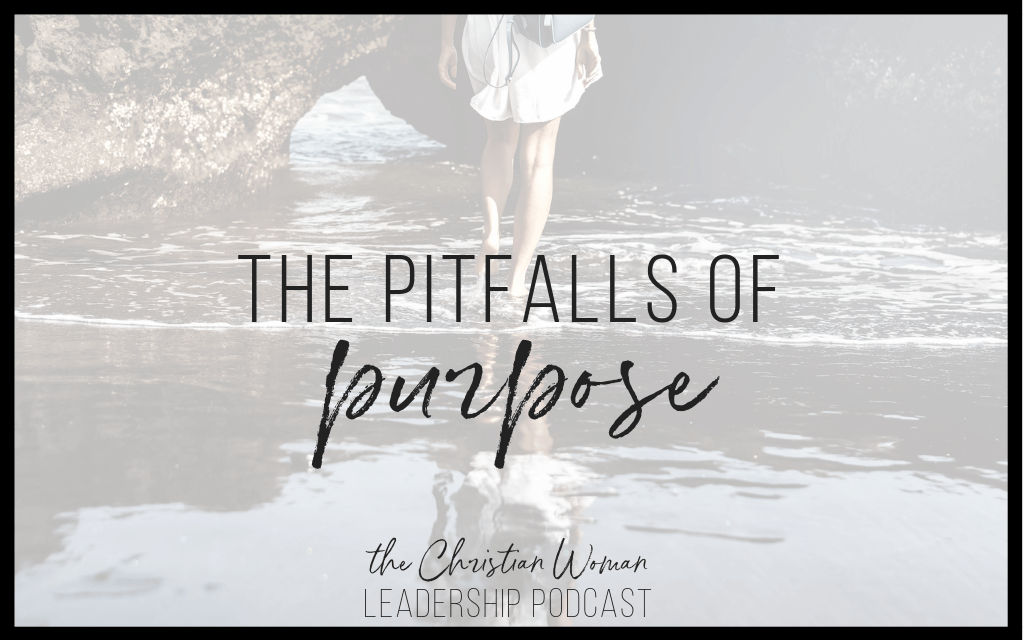pitfalls of purpose, purpose