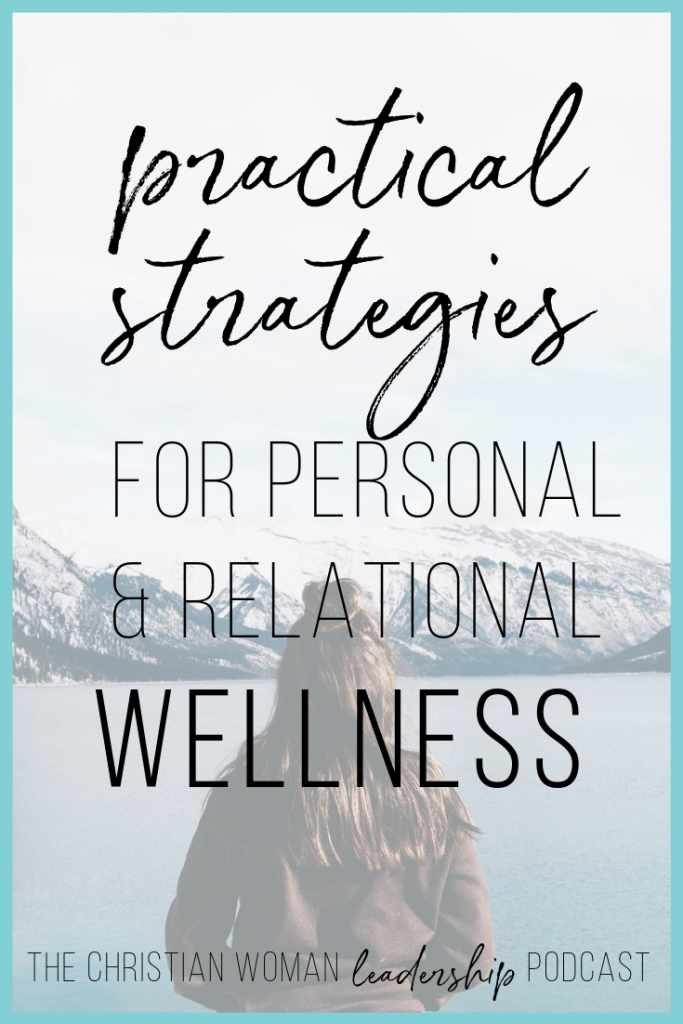 staying healthy as a leader, personal wellness