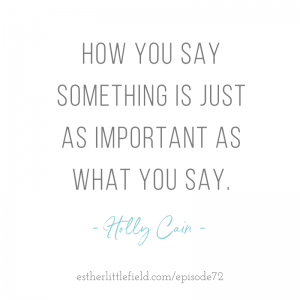 Effective Communication in Leadership - How you say something is just as important as what you say.