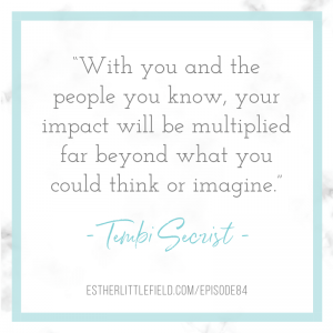 How to Multiply Your Impact