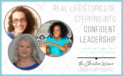 Real Life Stories of Stepping into Confident Leadership [118]