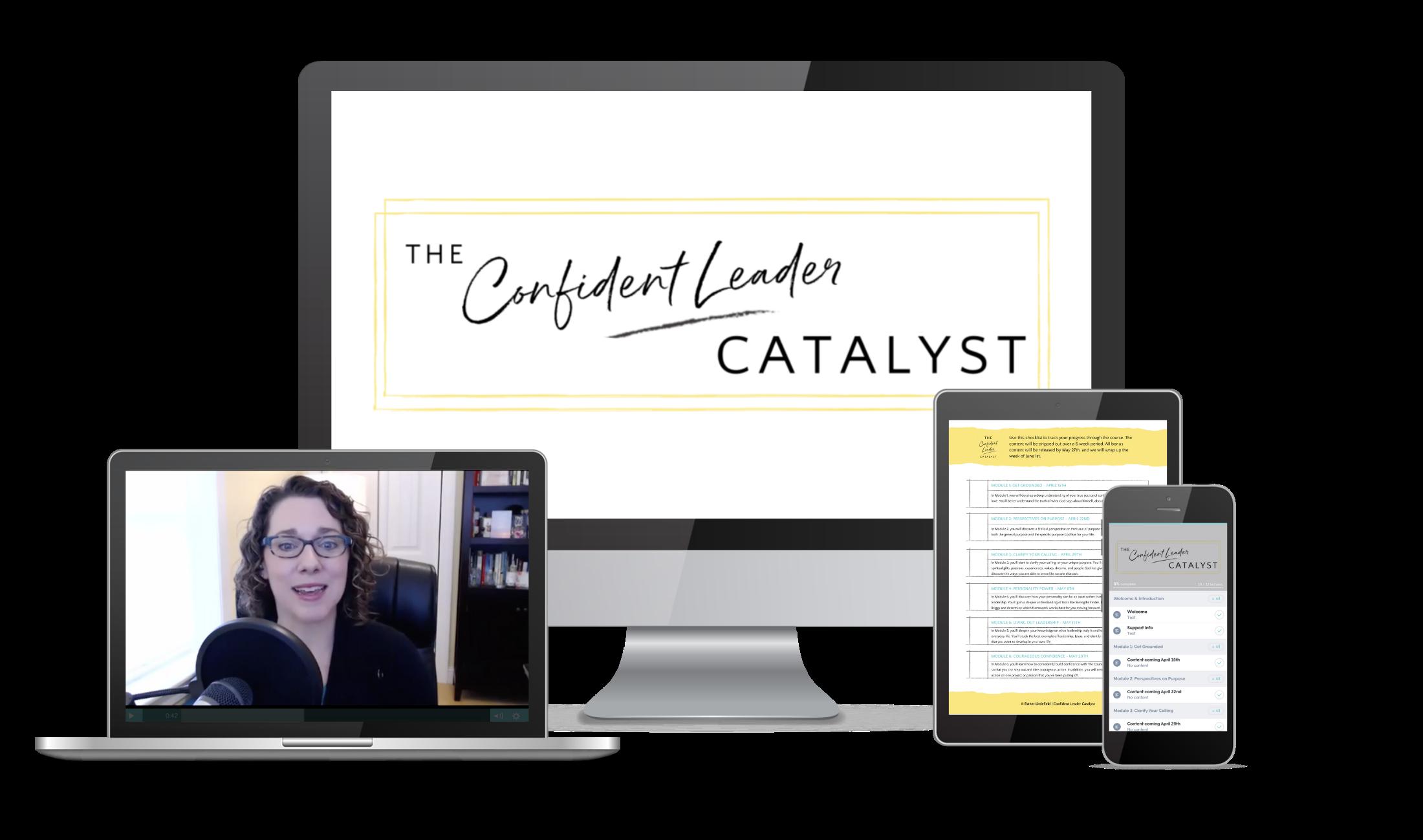 Confident Leader Catalyst