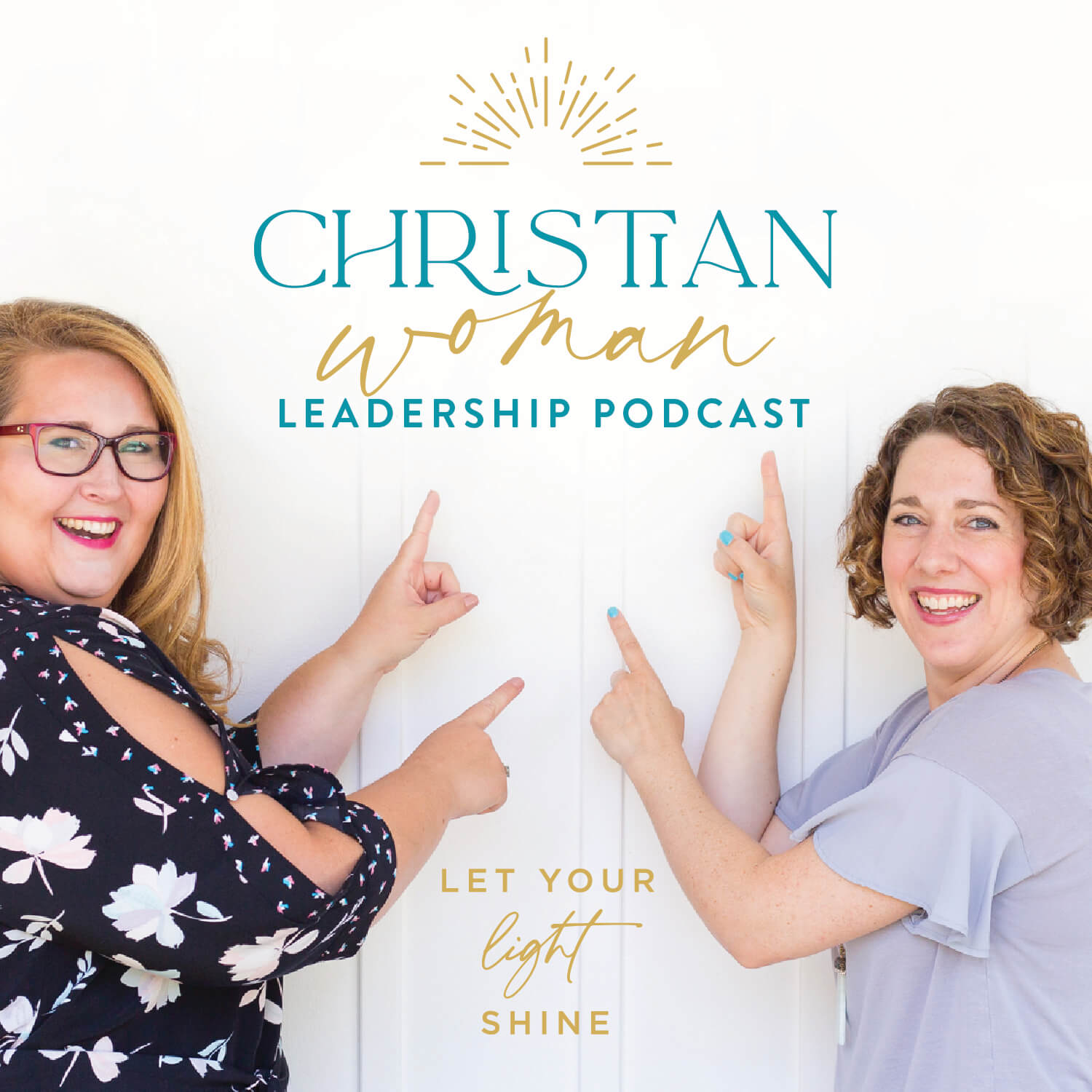 Christian Woman Leadership Podcast artwork