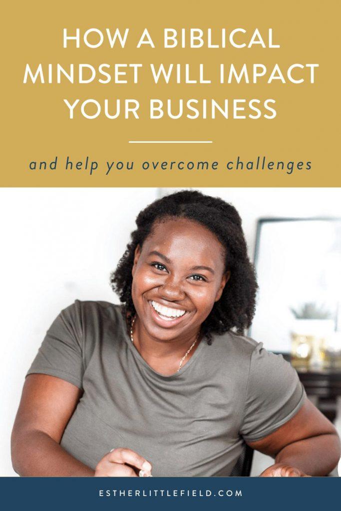 biblical mindset in business