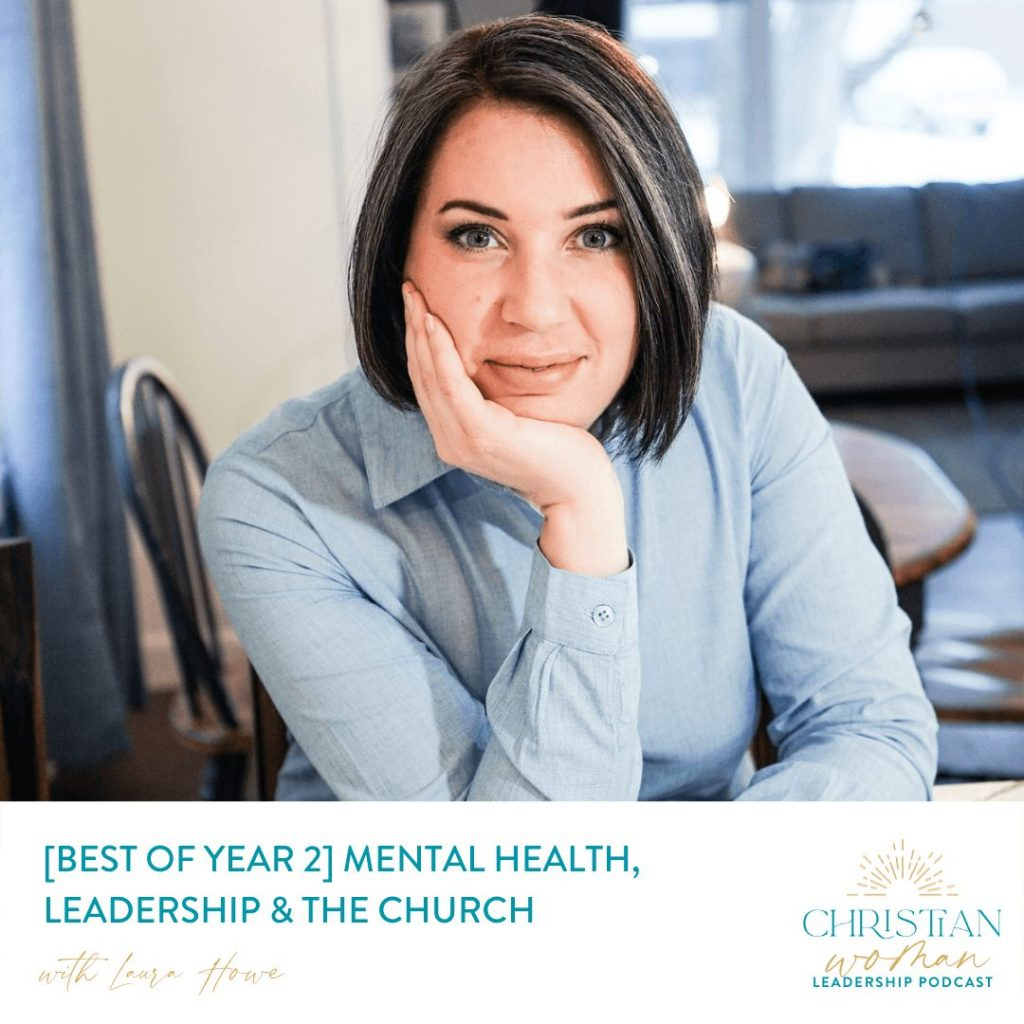 Laura Howe - Mental health and the church