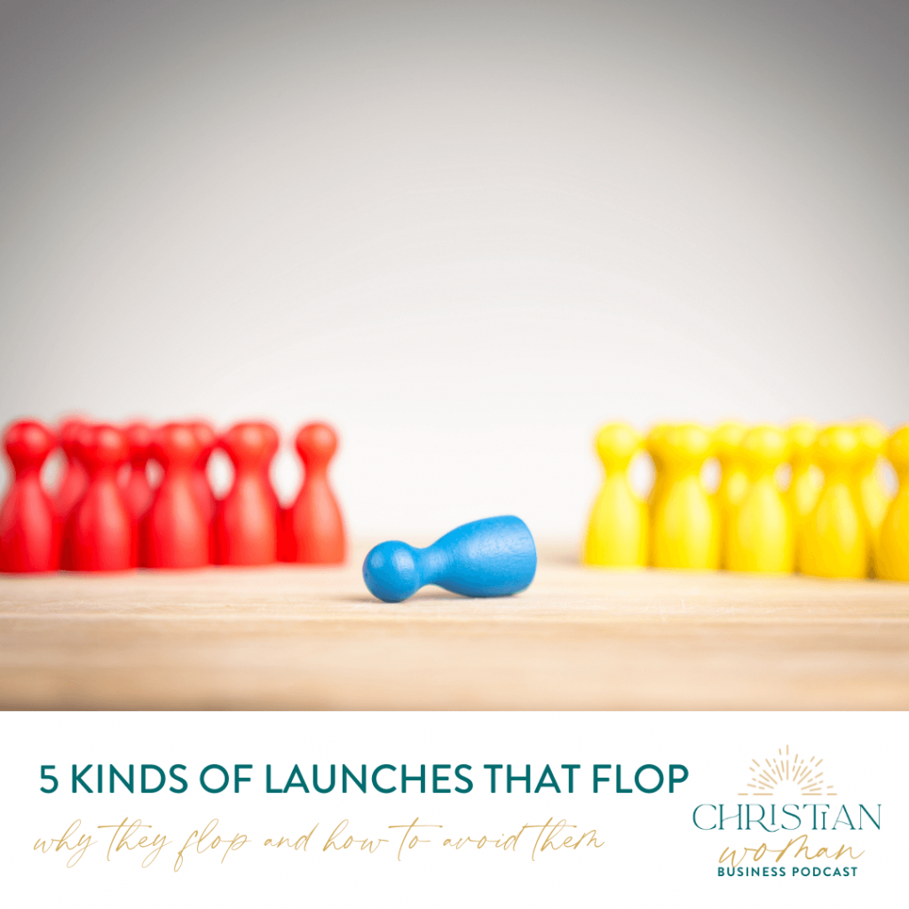 5 Kinds of launches that flop