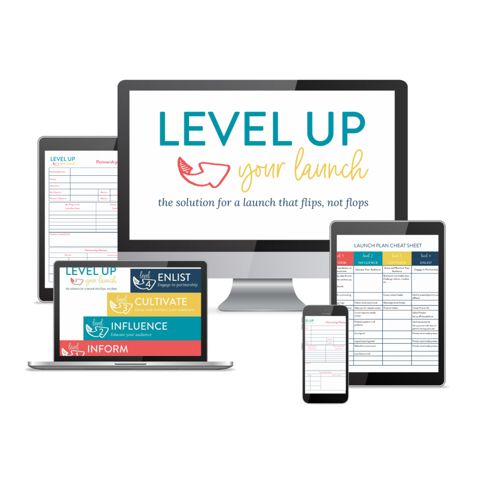 Level Up Your Launch