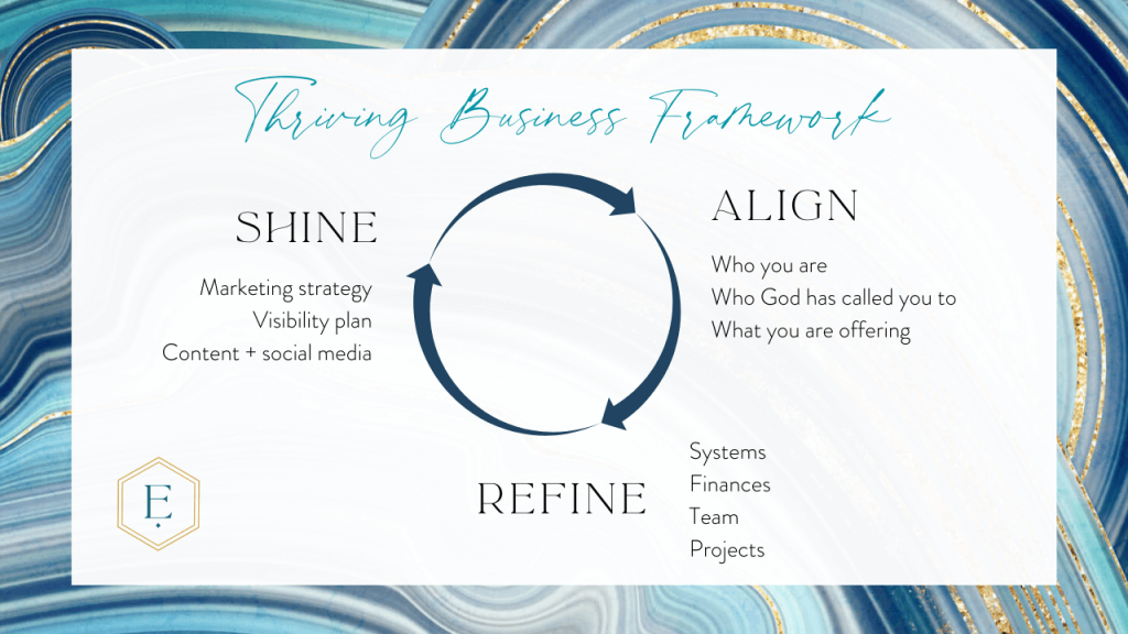 Thriving Business Framework